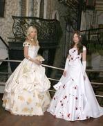 Свадебные платья. Услуги салона.